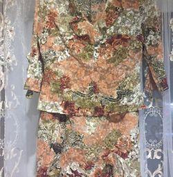 Takım elbise Gipür r 48-50