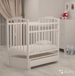 Crib Cinderella με ένα εκκρεμές