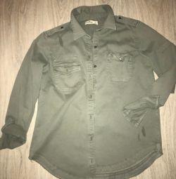 Shirt cape