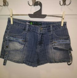 Pantaloni scurți de dimensiune mini 28