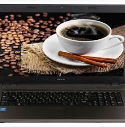 Όπως και το καινούργιο laptop 17,3
