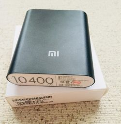 Power bank 10400 новый