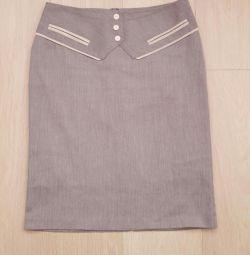 Η φούστα είναι 46 r.