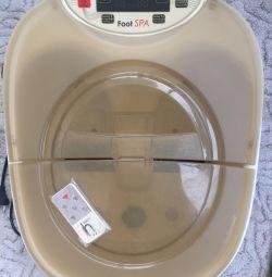 Pedicure bath Harizma Foot spa