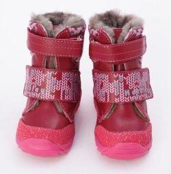 Ботинки детские Котофей для девочки