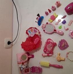 Little princess's toy set