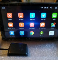 Магнитола 2din на Android 8.1