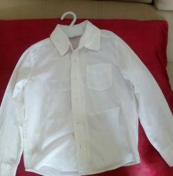 Для первоклассника,рубашка