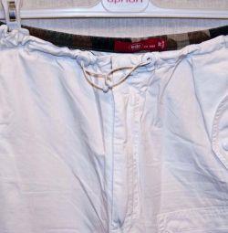 Παντελόνια για γυναίκες 48/50 p αδιάβροχο ύφασμα, Exprit