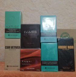 Erkek parfümü IvRoshe