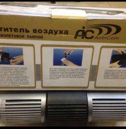 Ionizator, purificator de aer