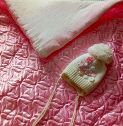 Κουβέρτα σε ένα απόσπασμα