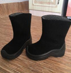 Μπότες μπότες Kotofey χειμώνα 27γρ.