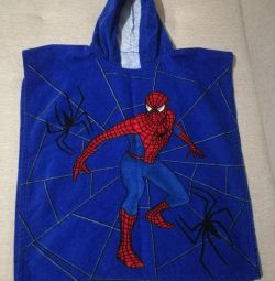 Πετσέτα Spiderman Robe Cape