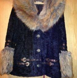Sheepskin coat 44-46r