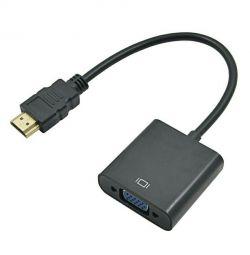 HDMI-VGA Converter Adapter-Adapter