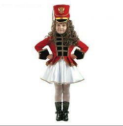 "Costum de carnaval ""Majorette"""