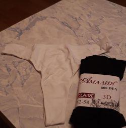 Külotlu çorap ve tanga r. 52-54