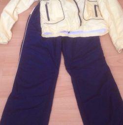 Sport suit new 164