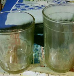 Soviet glass