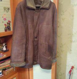Sheepskin coat Kerimov