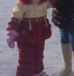 Костюм зима