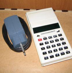 Калькулятор многофункциональный СССР