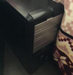 Calculator de 4 nuclee pentru jocuri, Radeon RX 560 4Gb video