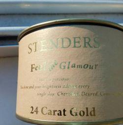 Мыло с частичками золота , 24 карата,обмен