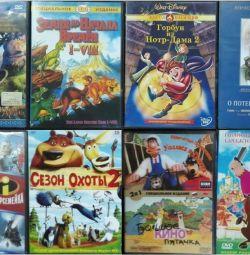 DVD Κυνήγι Εποχή Wallace Gromit Alyosha Popovich Hunchback