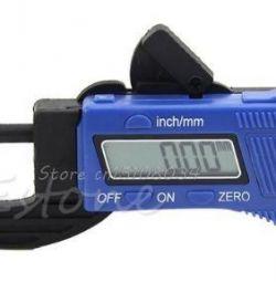 Dijital mikrometre olta kalınlığı ölçer
