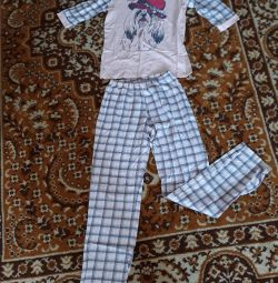 Pajamas-suit (new)
