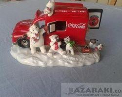 Coca-cola porțelan