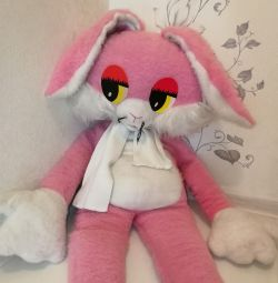Hare soft big toy 110 cm