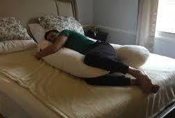 Подушка для беременных Колбасятина