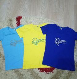 Новые женские футболки 40-42