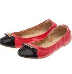 Балетки, туфлі р-р 35
