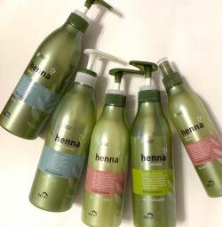 Shampoo for hair, Republic of Korea