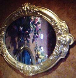 Oglindă în aur