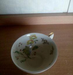 Mug antique porcelain.
