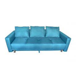 Sofa Nekst with armrests NeoAzure
