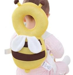 Head protection for baby