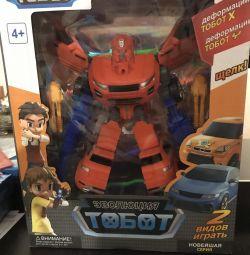 TOBOT car transformer