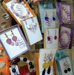 Handmade jewelry at a discount!