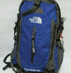 Backpack bag the north face. Delivery
