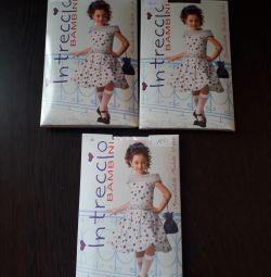 Children's knee-high socks