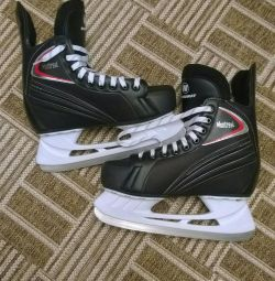 Skates new hockey