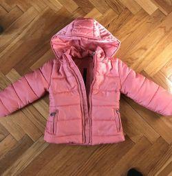 A new jacket mush