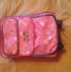 Suitcase for hand luggage SALE