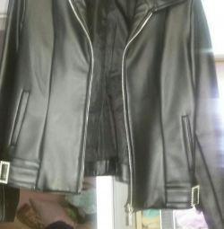 Курточка кож.зам